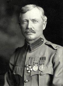 Major Frederick Russell Burnham