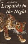 Leopards In The Night