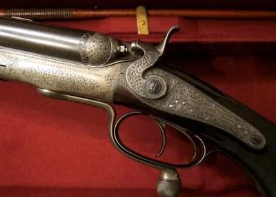 Holland & Holland Double Rifle
