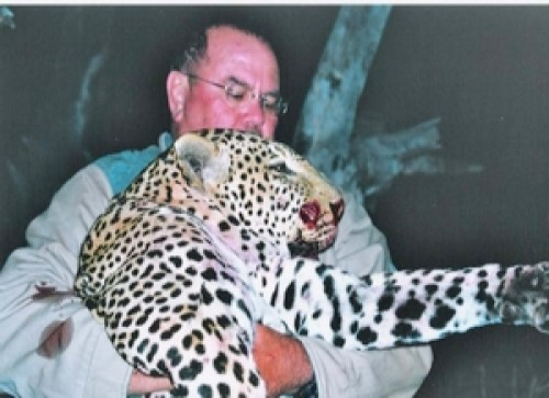 Leopard Bullet Placement