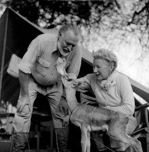 Mary Hemingway