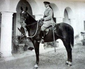 Major-General Nigel Gresley Woodyatt
