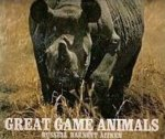 Great Game Animals Of The World