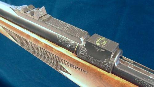 Rifle Rear Sight