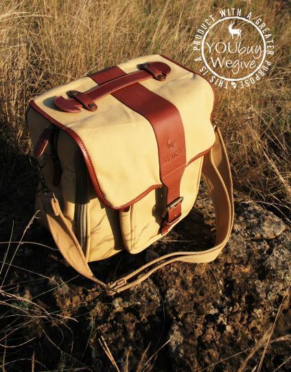 Safari Day Bag - The Everything Bag