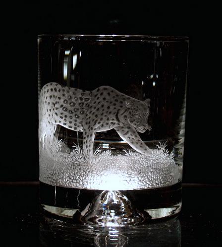 Crystal Glass Tumbler