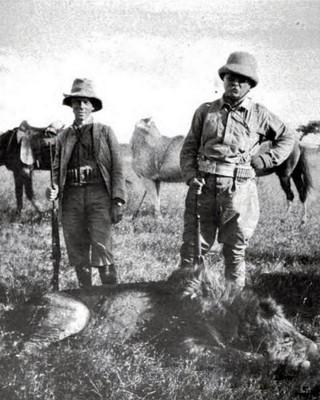 Roosevelt In Pith Helmet