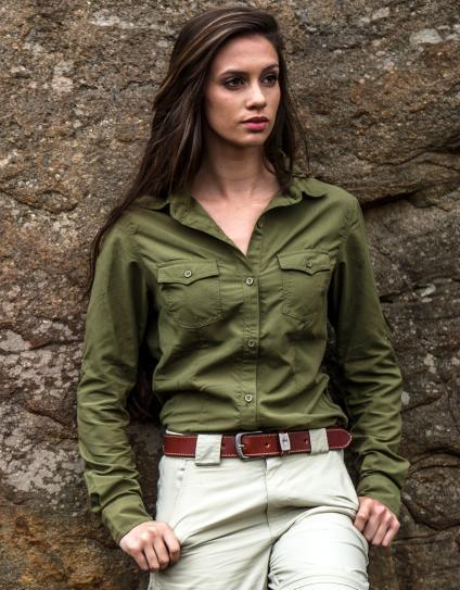 Women's Safari Shirt