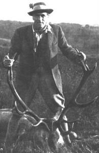 Count Zsigmond Szechenyi