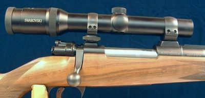 Straight Tube Rifle Scope
